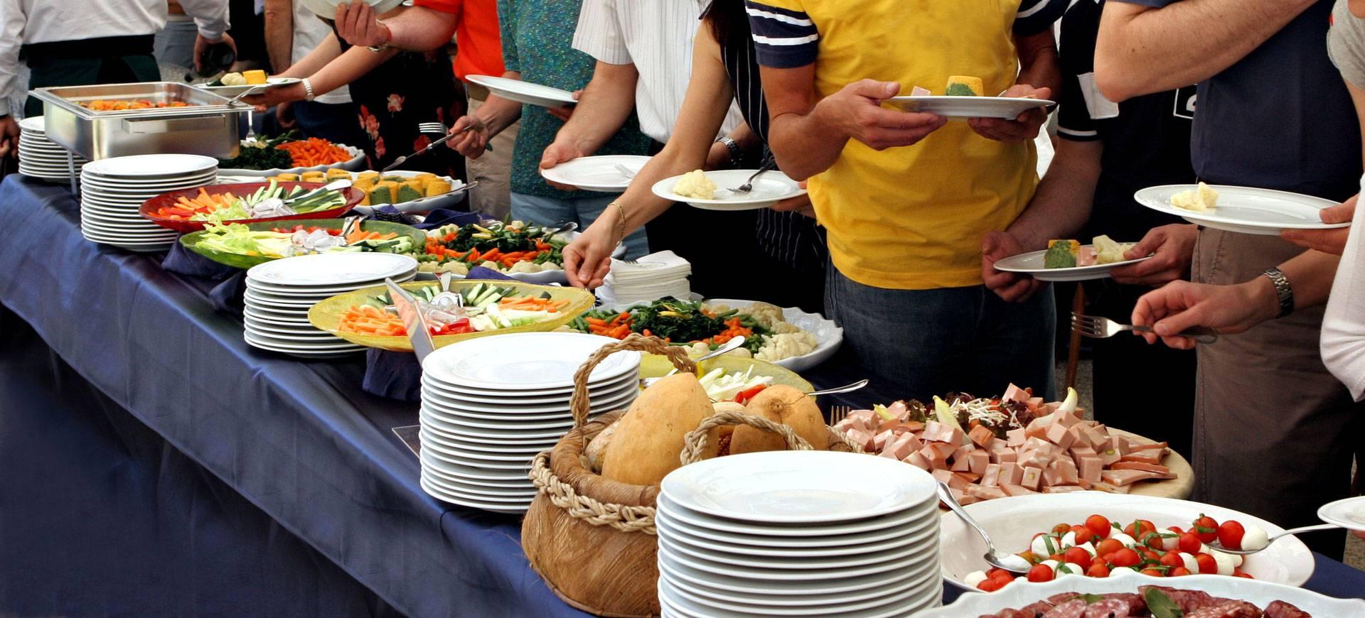 bresactiviteiten catering